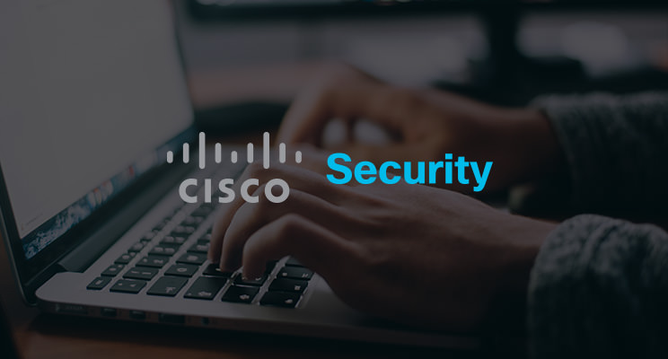 An image of the CISCO Security logo