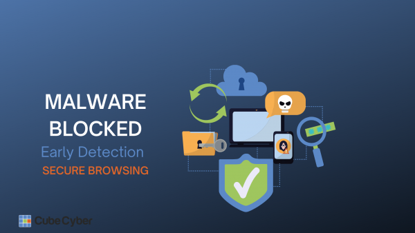 Malware protection Cubecyber
